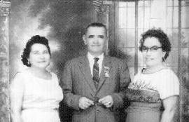 Maria Pagan and my Abuelos